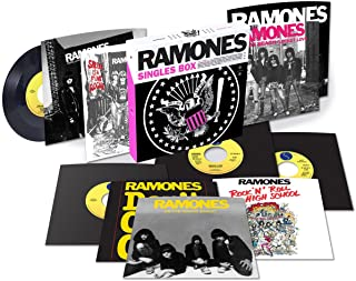 Best ramones singles box Reviews