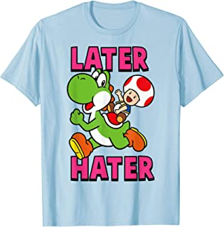 259745e3a Amazon.com: nintendo - T-Shirts / Shirts: Clothing, Shoes & Jewelry