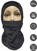 KOOYU Balaclava Ski Mask Full Face Motorcycle Mask Neck Gaiter or Tactical Balaclava Hood