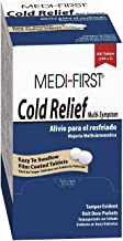 Medi-First Cold Relief Tablet; PK250 - 82248