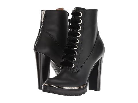 Sergio Rossi Shoes , BLACK NAPPA
