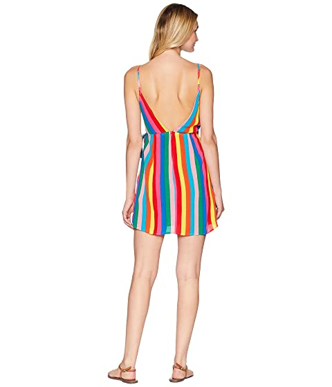 Cheap Sale Low Price Fee Shipping Show Me Your Mumu Say Jay Dress Tulum Stripe Sale Extremely K0N6Pam
