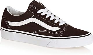 Vans Unisex Adults' Old Skool Low-Top Sneakers Blue