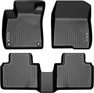 at SENYAZON Aluminum Performance Pedals Set Non-Slip Accelerator and Brake Pedals Cover Car Replacement for Honda Civic Accord CRV Jade Elysion Odyssey Replacement Accessories