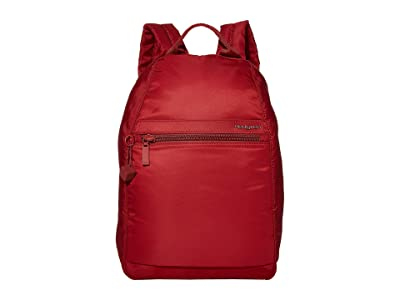 Hedgren Vogue RFID Backpack (Sun Dried Tomato) Backpack Bags