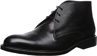حذاء برقبة طويلة أنيق للرجال من Bugatchi