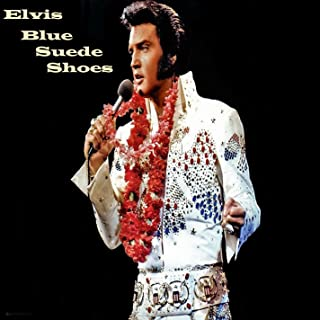 Elvis - Blue Suede Shoes