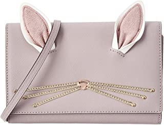 Kate Spade New York Hop To It Rabbit Winni Leather Crossbody