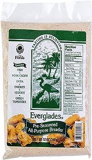 Everglades Seasoning Pre-Seasoned All-Purpose Breader 12 oz Bread Crumb Mix