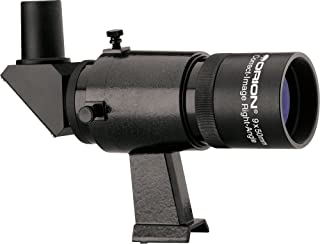 Orion 07212 9x50 Right-Angle Correct-Image Finder (Black)