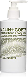 Malin + Goetz Essential Bergamot Hand + Body Wash—purifying, hydrating hand + body wash for men + women. for all skin type...