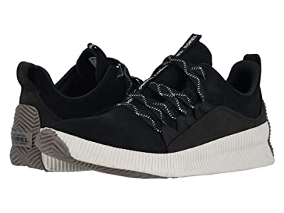 SOREL Out N Abouttm Plus Sneaker (Black 1) Women