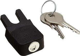 Racktime slot Secure-it, zwart, één maat