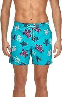 Men's Moorea Turtles Multicolores Swim Trunk