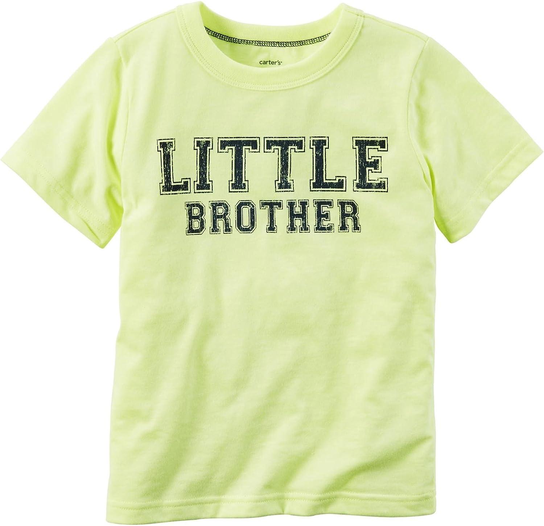 Carter's Boys' Knit Tee 243g369