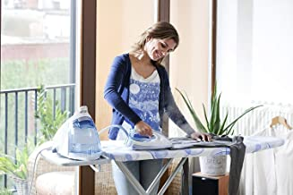 Parasnath Sunflower Steel Folding Ironing Board and Aluminised Surface - Made in India (Limited Time Offer)