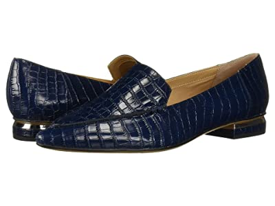 Franco Sarto Starland (Navy Croco) Women