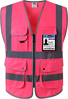 safety pink color