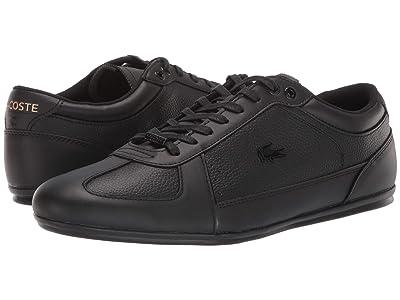 Lacoste Evara Sport 419 1 U (Black/Black) Men