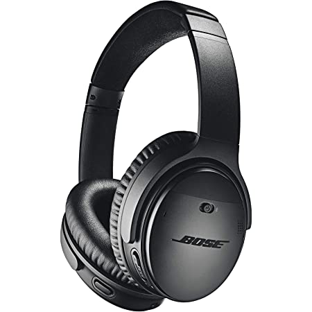 Bose QuietComfort 35 wireless headphones II ワイヤレスヘッドホン ノイズキャンセリング Bluetooth 接続 マイク付 ブラック Amazon Alexa搭載 最大20時間 再生