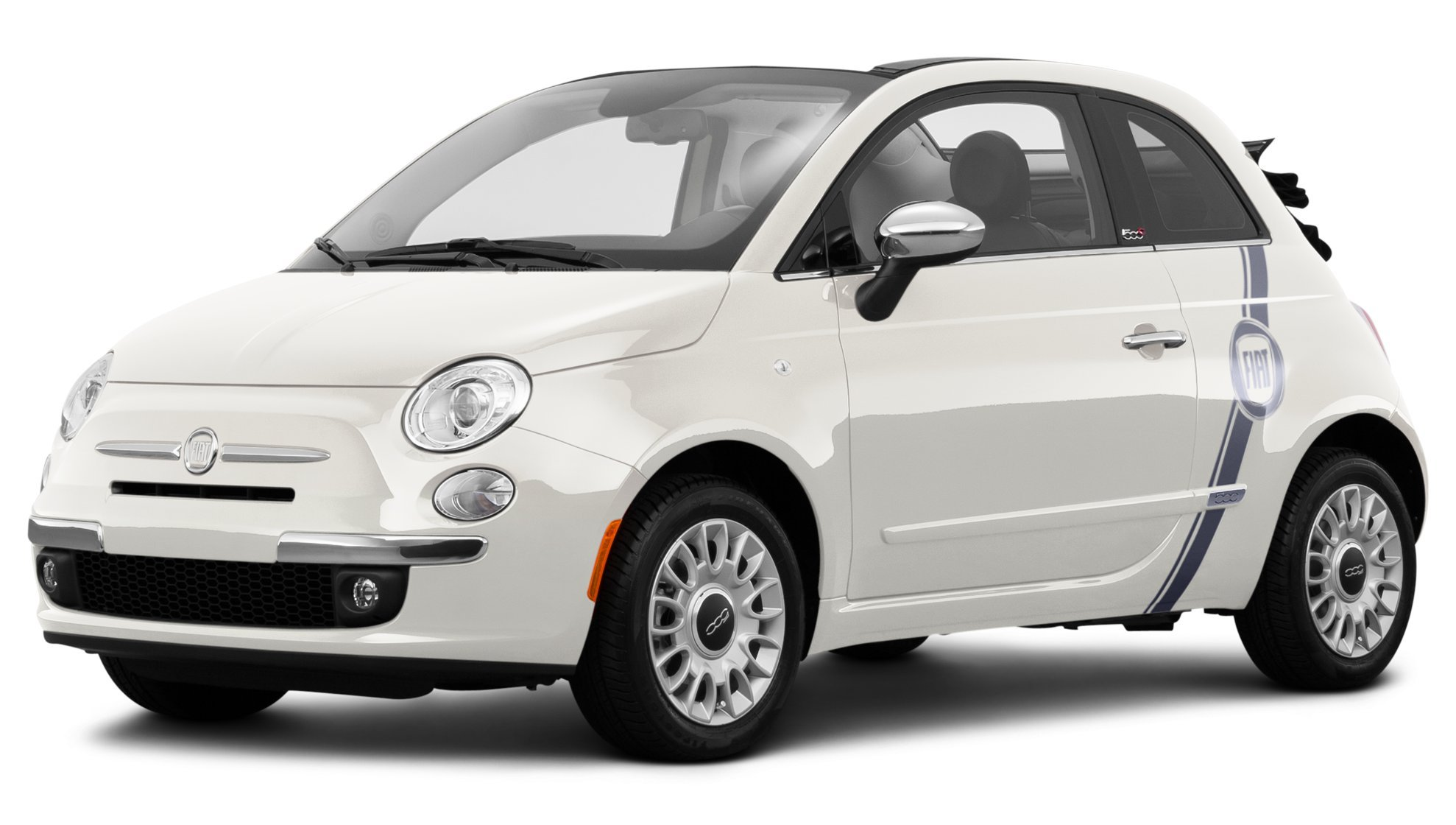 2015 Fiat 500 1957 Edition, 2-Door Hatchback ...
