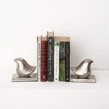 Casa Decor Birds Unique Bookends for Office Decor, Book Shelf, Living Room, Home Décor