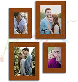Art street Wall Collage Photo Frame Timeline