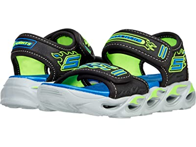 SKECHERS KIDS Sport Lighted Sandal Thermo-Splash 400109L (Little Kid/Big Kid)