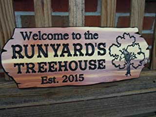 Best personalized tree house signs Reviews