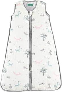17065d87b Saco de dormir para bebé de muselina premium acolchado. Súper suave y cálido