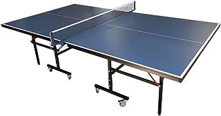 comprar comparacion GRAFICA MA.RO SRL Juego DE Mesa Ping Pong Profesional Plegable Medidas reglamentarias: 274 x 152 cm Azul Nuevo Robusta Y R...