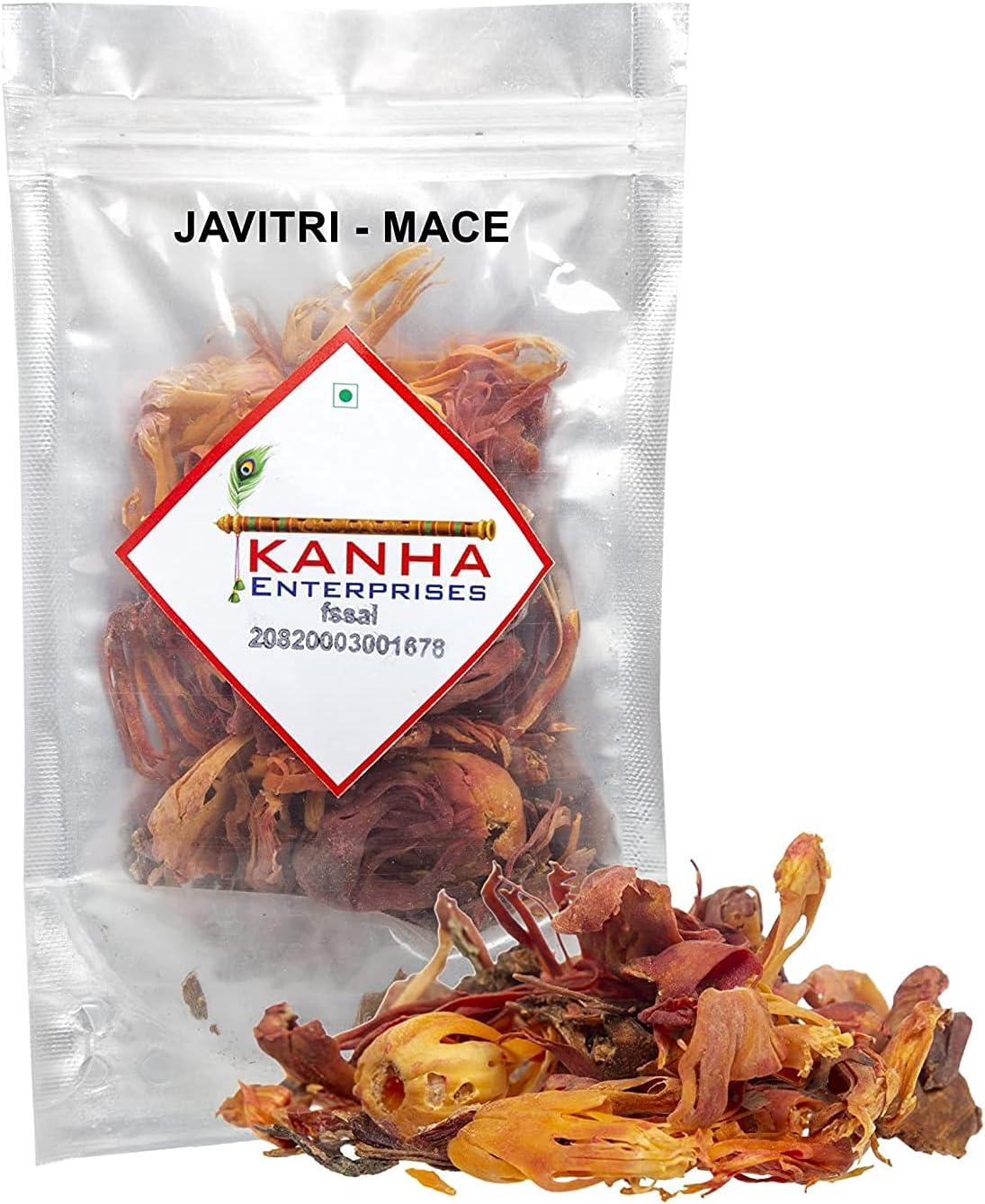 Carlos Kanha Enterprises Natural Farm Whole Fresh Javitri San Antonio Mall Cash special price Mace B