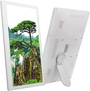 """Digital Picture Frame, 15.6"""" Digital Photo Frame 1366x768 High Resolution 16:9 HD IPS Display HD Electronic Album Picture/..."""