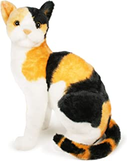 VIAHART Catalina The Calico Cat | 13.5 inch Stuffed Animal Plush | by Tiger Tale Toys