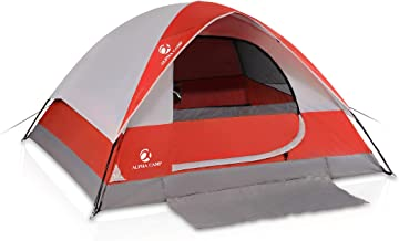 Camping World 8' x 7' 3 Person Dome Tent for Camping...