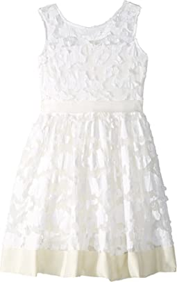 fiveloaves twofish - Pretty in Lace Party Dress (Big Kids)