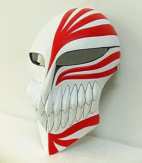 bleach ichigo bankai hollow mask
