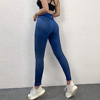 Beiziml Energy Seamless Sports Fitness Leggings Women High Waist Tight Yoga Pants Gym Running Workout Tummy Control Trousers