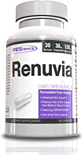 PEScience Renuvia, One Daily Hair Skin and Nails Hyaluronic Acid Blend, 30 Capsules