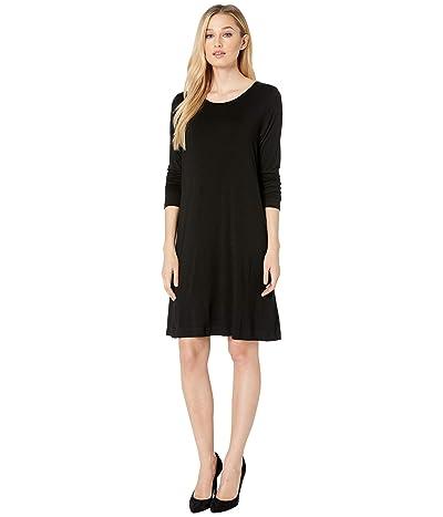 Karen Kane Abby T-Shirt Dress (Black) Women