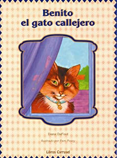 BENITO, EL GATO CALLEJERO (Dominie Carousel Readers)