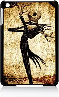 (for iPad Mini 1/2/3, Generation 1 2 3) Phone Case Back Cover - HOT10022 Nightmare Before Christmas