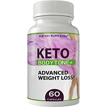 Keto Bodytone Plus Advanced Keto Blend Weight Loss Pills Advanced Diet Capsules Thermal Weightloss Supplement for Women and Men