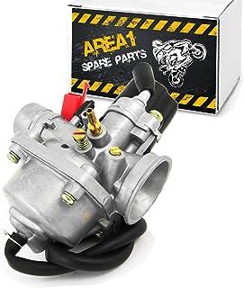 Carburador de repuesto de 12 mm para Yamaha Jog 50. Jog R, Jog RR, Neos, Neos Easy, 50 (2 tiempos).