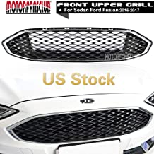 Best 2017 ford fusion grille Reviews