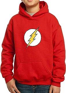 Sudadera de NIÑOS Flash Comic DC 002