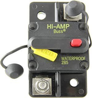 Bussmann CB285-60 Surface-Mount Circuit Breakers, 60 Amps