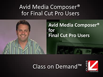 Avid Media Composer for Final Cut Pro Users (Institutional Use)