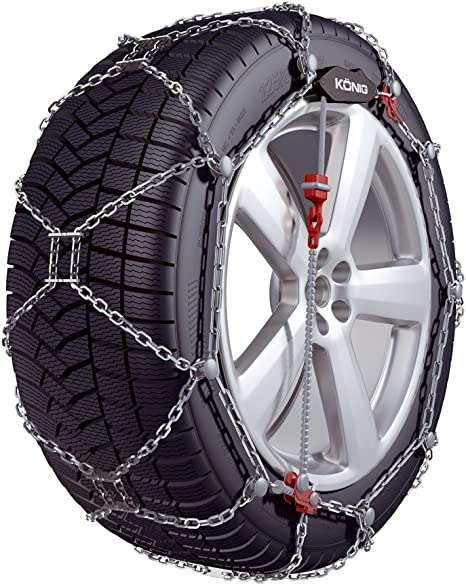 Thule XG-12 Pro Snow Chains for SUVs and Light Trucks One Color, 250: image