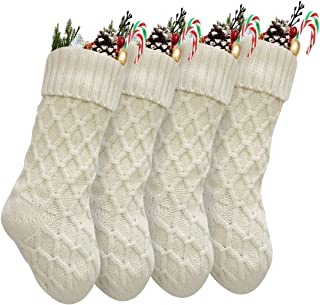 Best set of 4 christmas stockings Reviews